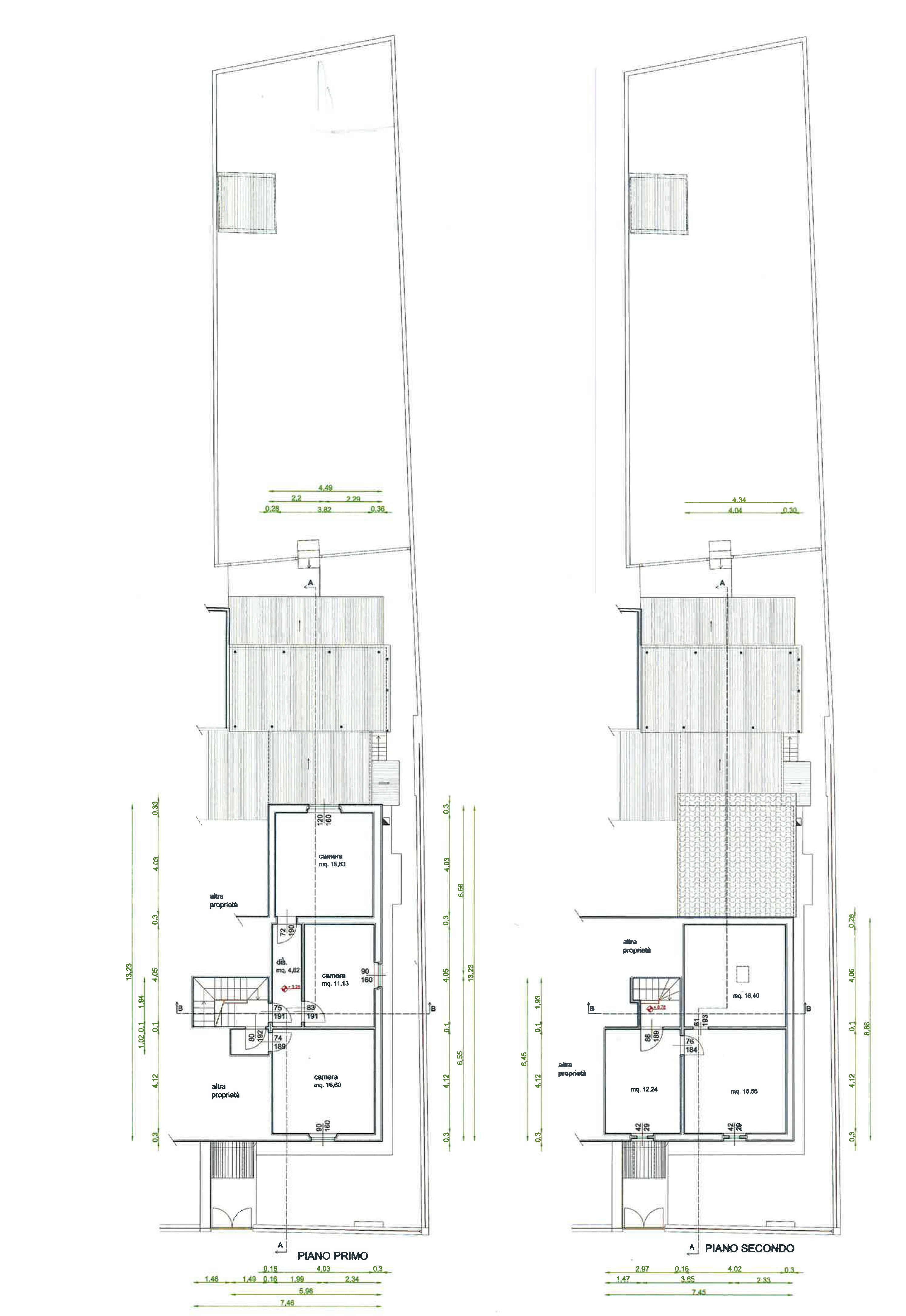 Plan 2/2 for ref. CA015B