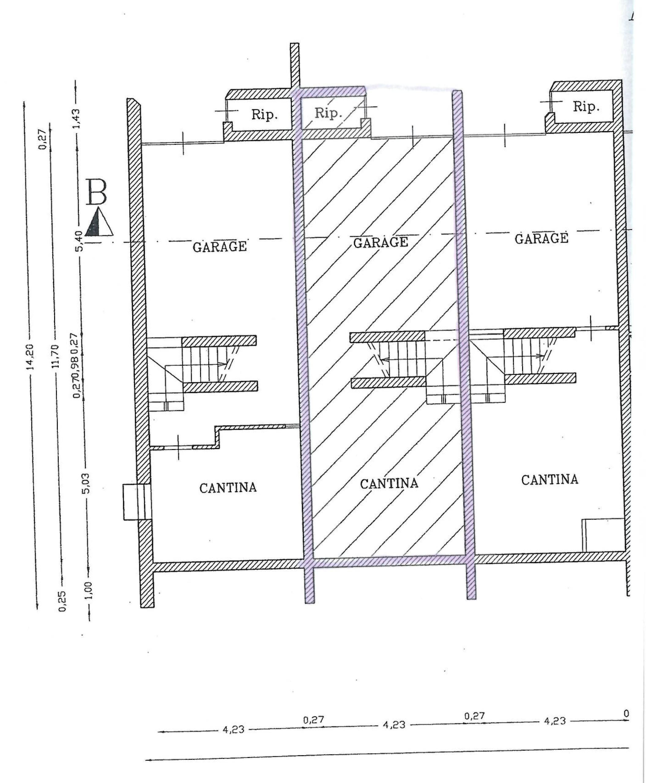 Planimetria 4/4 per rif. TE127