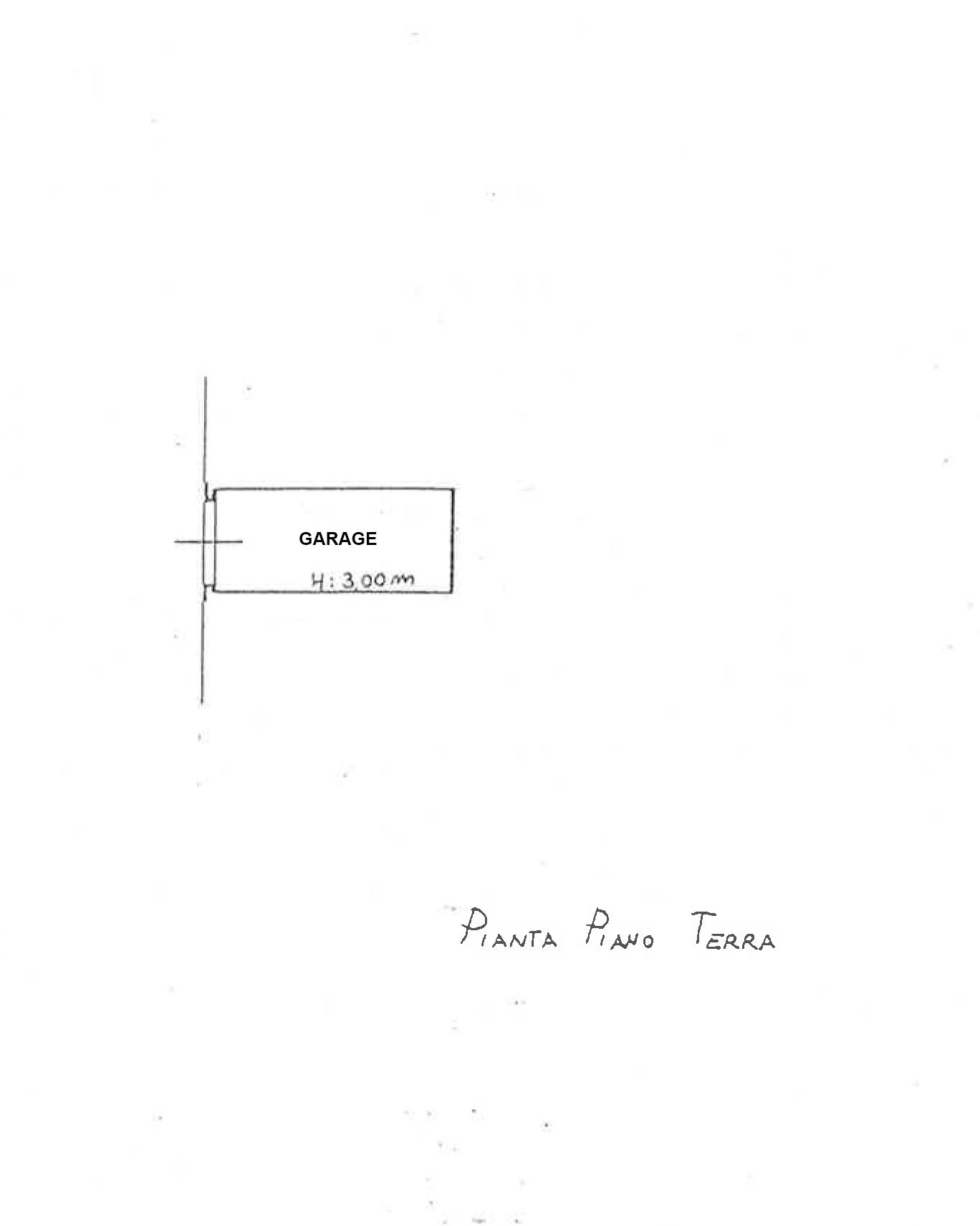 Planimetria 2/2 per rif. CA002