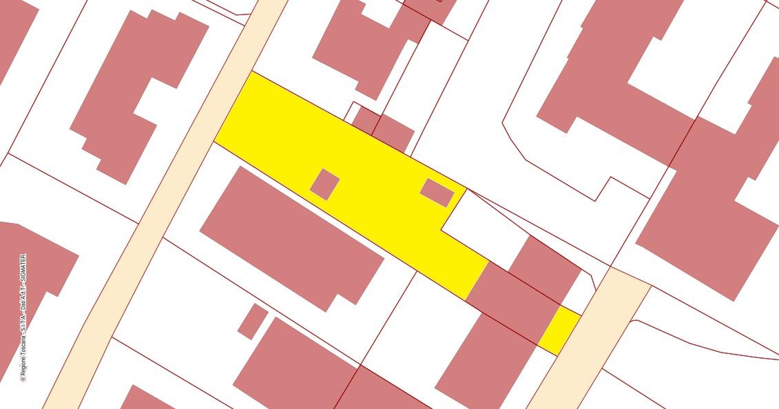 Planimetria 3/3 per rif. PO117
