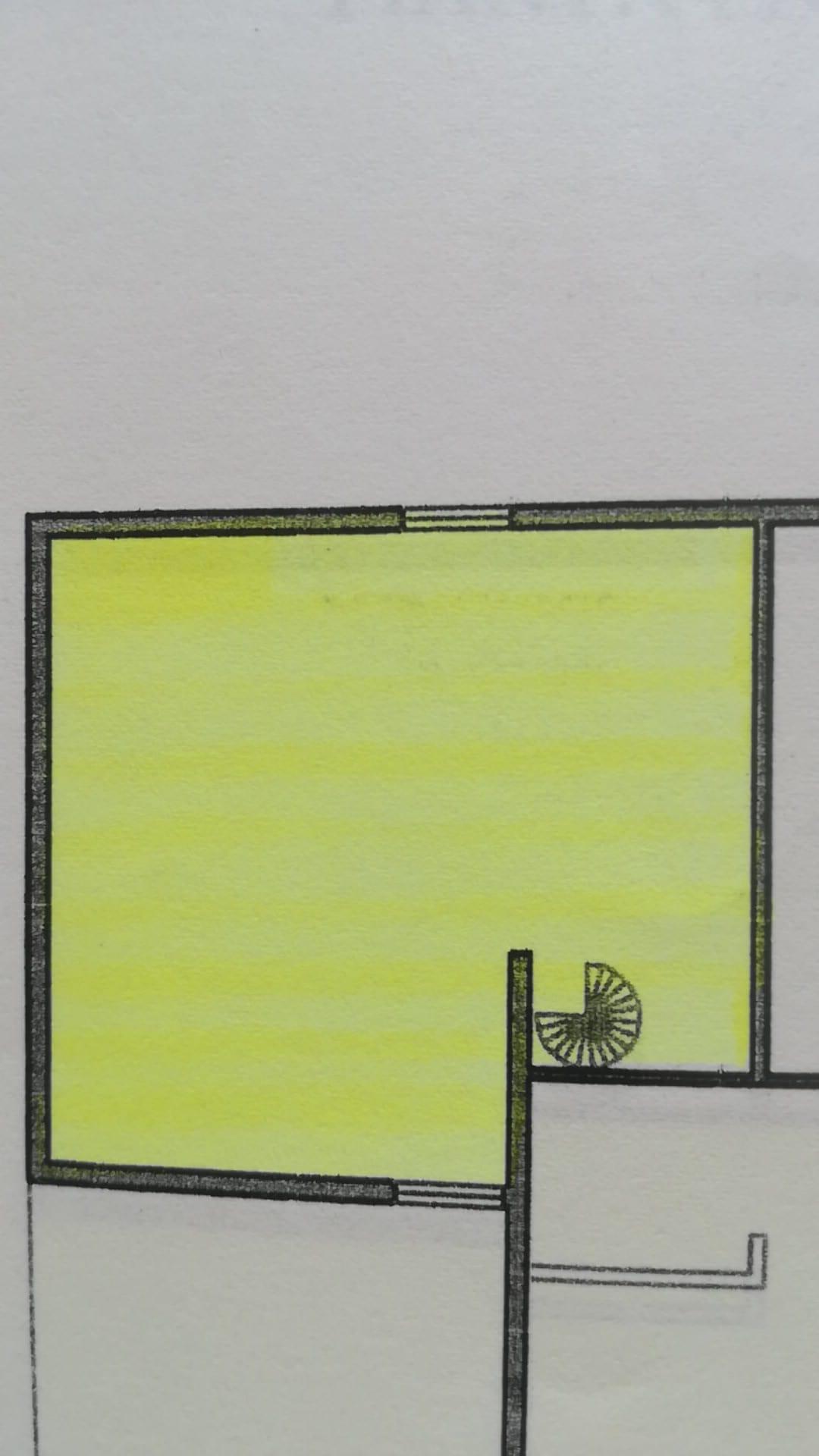 Planimetria 3/5 per rif. vs100