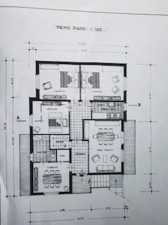 Planimetria 3/3 per rif. vv101
