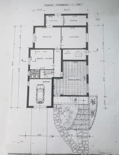 Planimetria 2/3 per rif. vv101