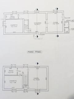 Planimetria 1/1 per rif. ww100