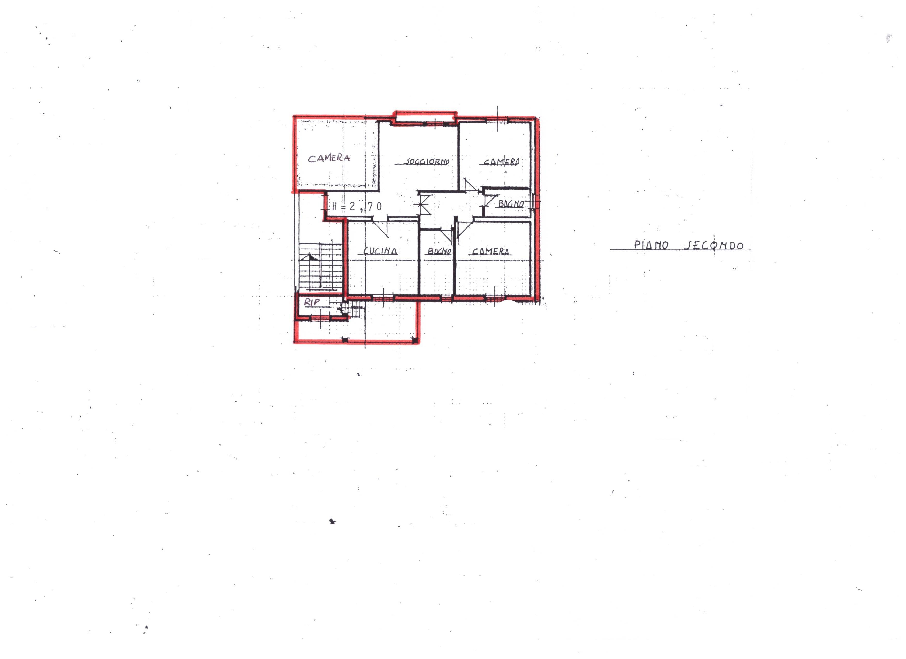 Planimetria 1/1 per rif. 43