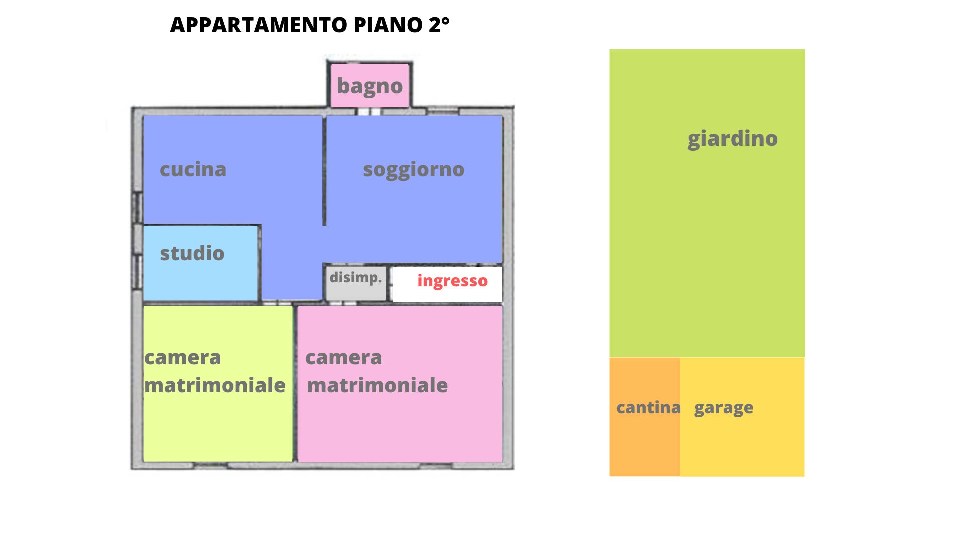 Planimetria 1/1 per rif. 138