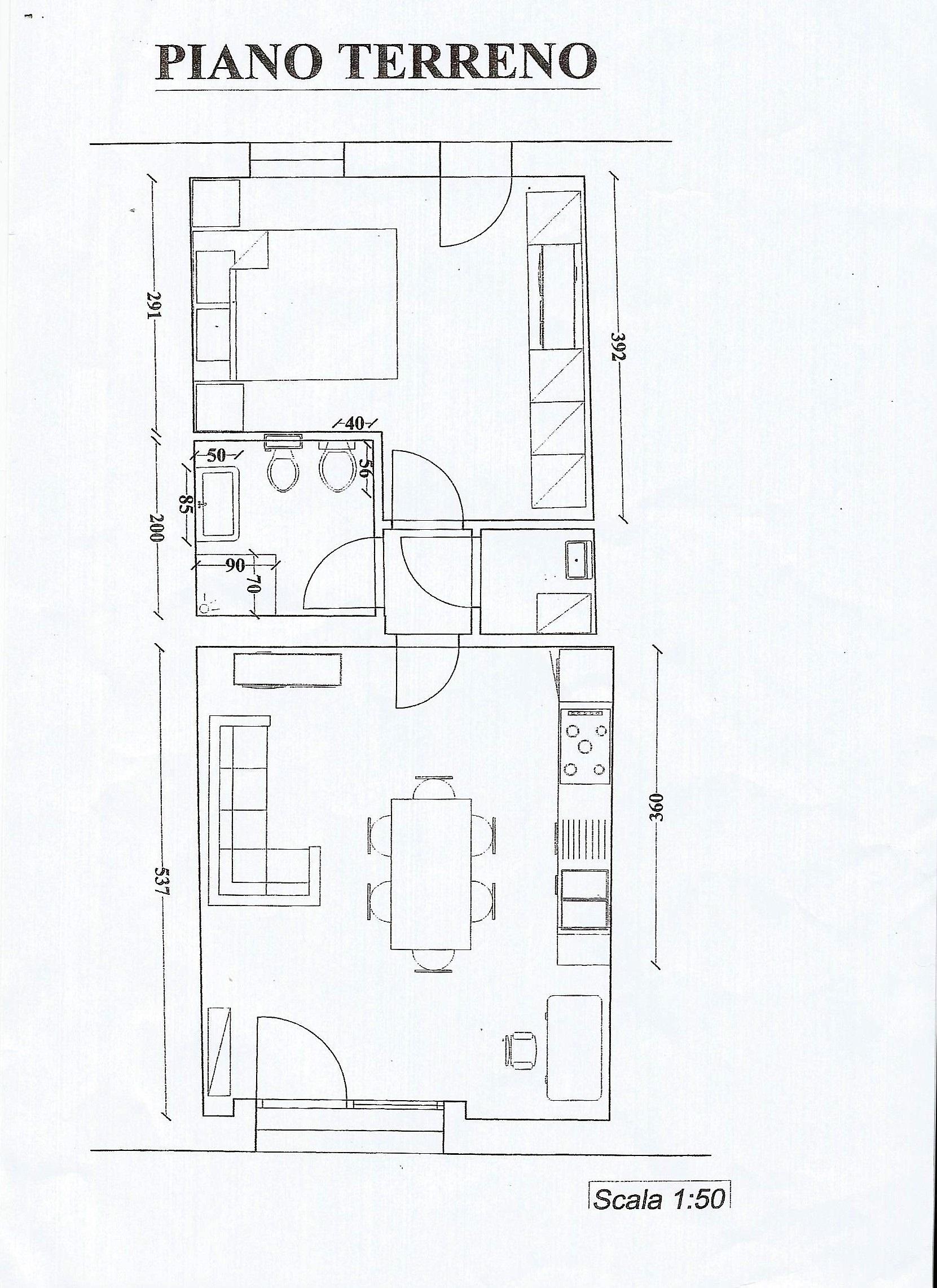 Planimetria 1/1 per rif. 239