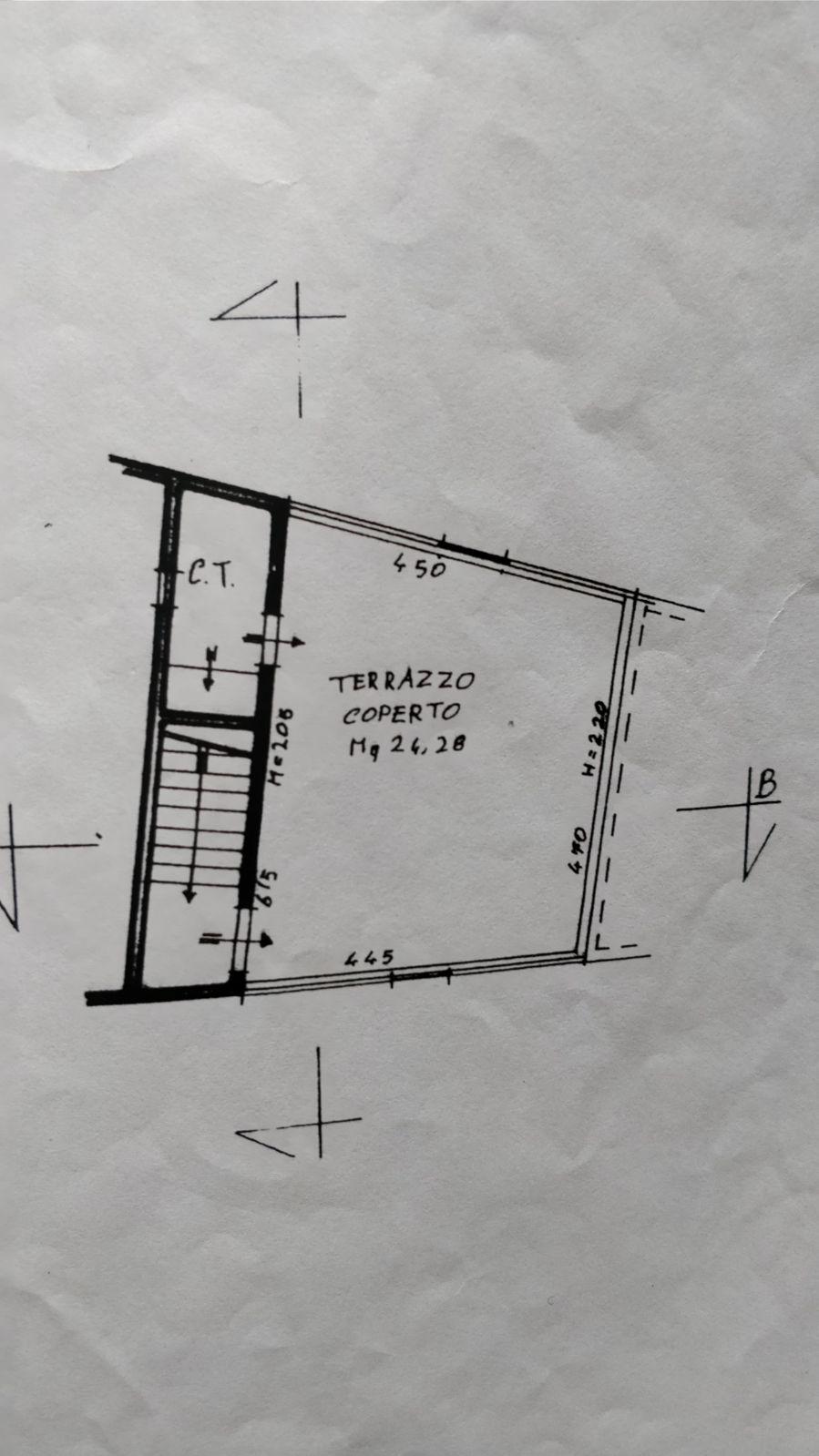 Planimetria 2/2 per rif. 297