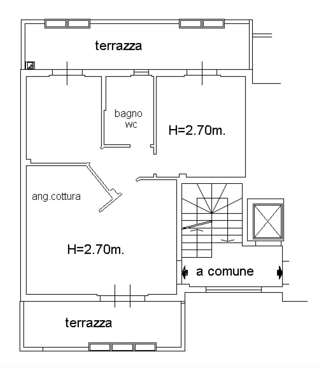 Planimetria 1/1 per rif. 429