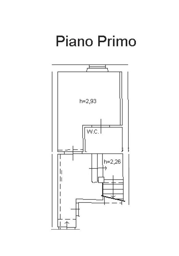 Planimetria 2/3 per rif. 449