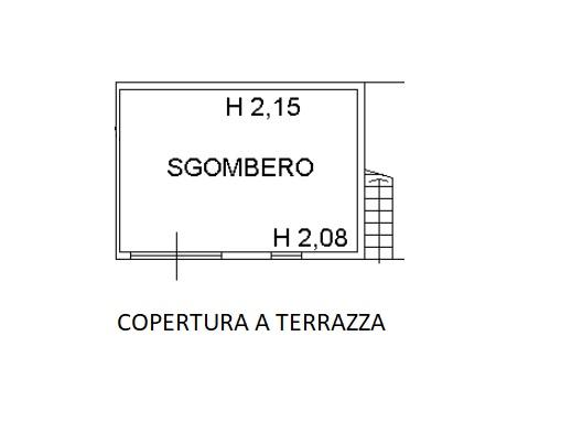 Planimetria 3/3 per rif. 452