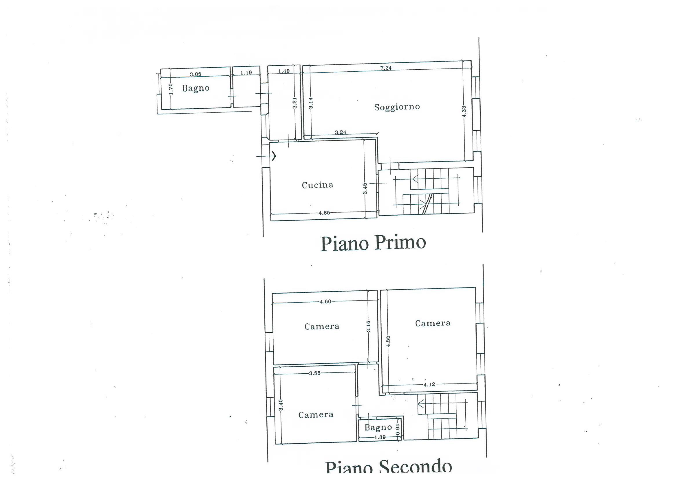 Planimetria 1/1 per rif. 5998