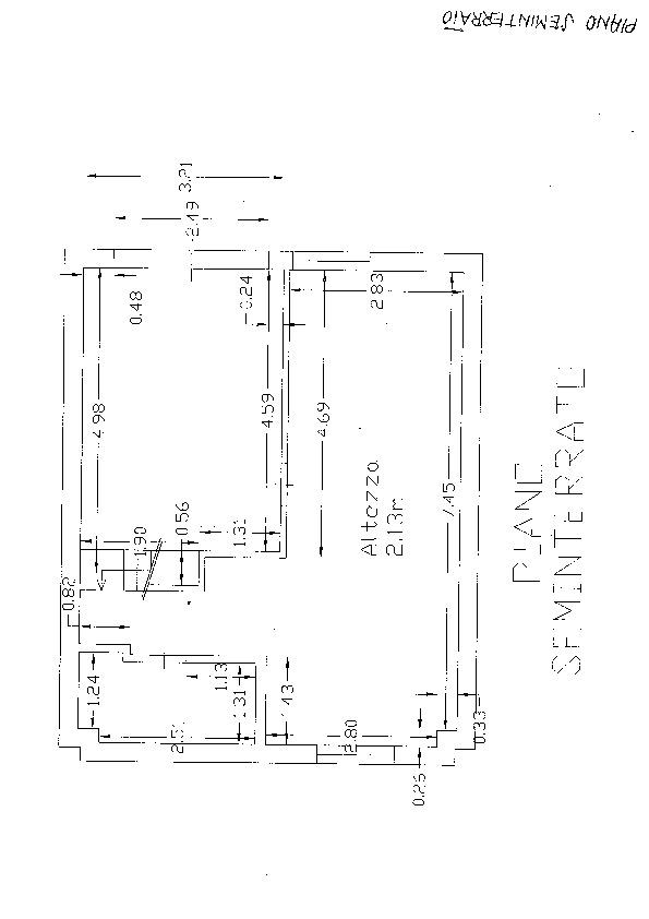 Planimetria 1/1 per rif. 6744
