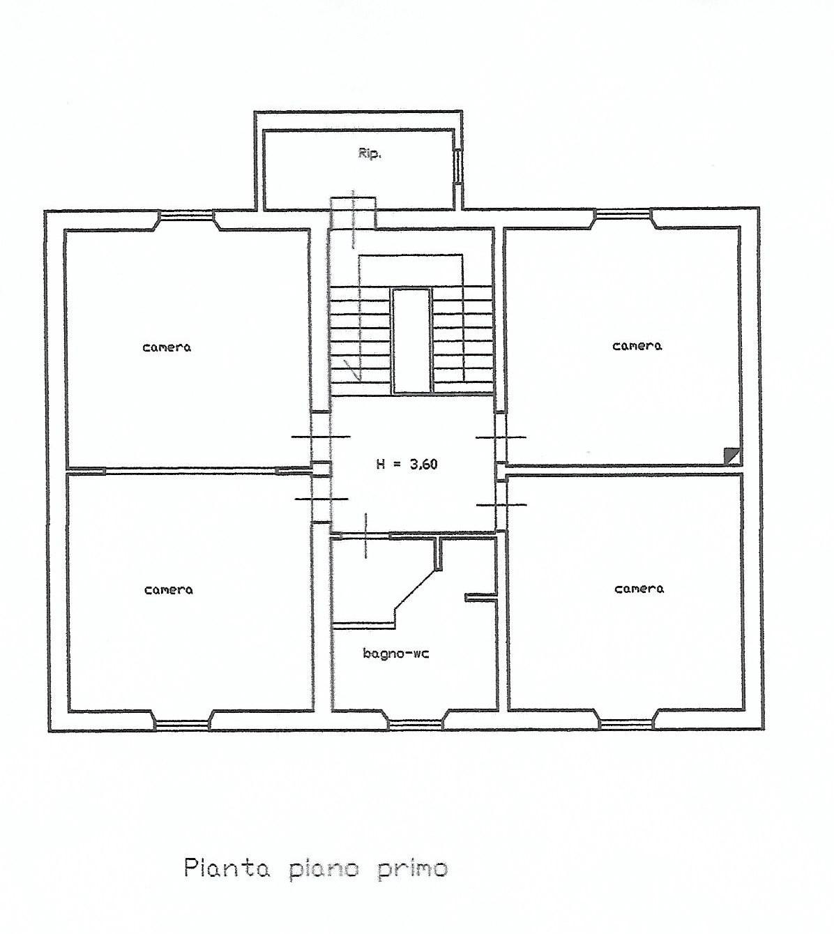 Planimetria 3/3 per rif. 6785