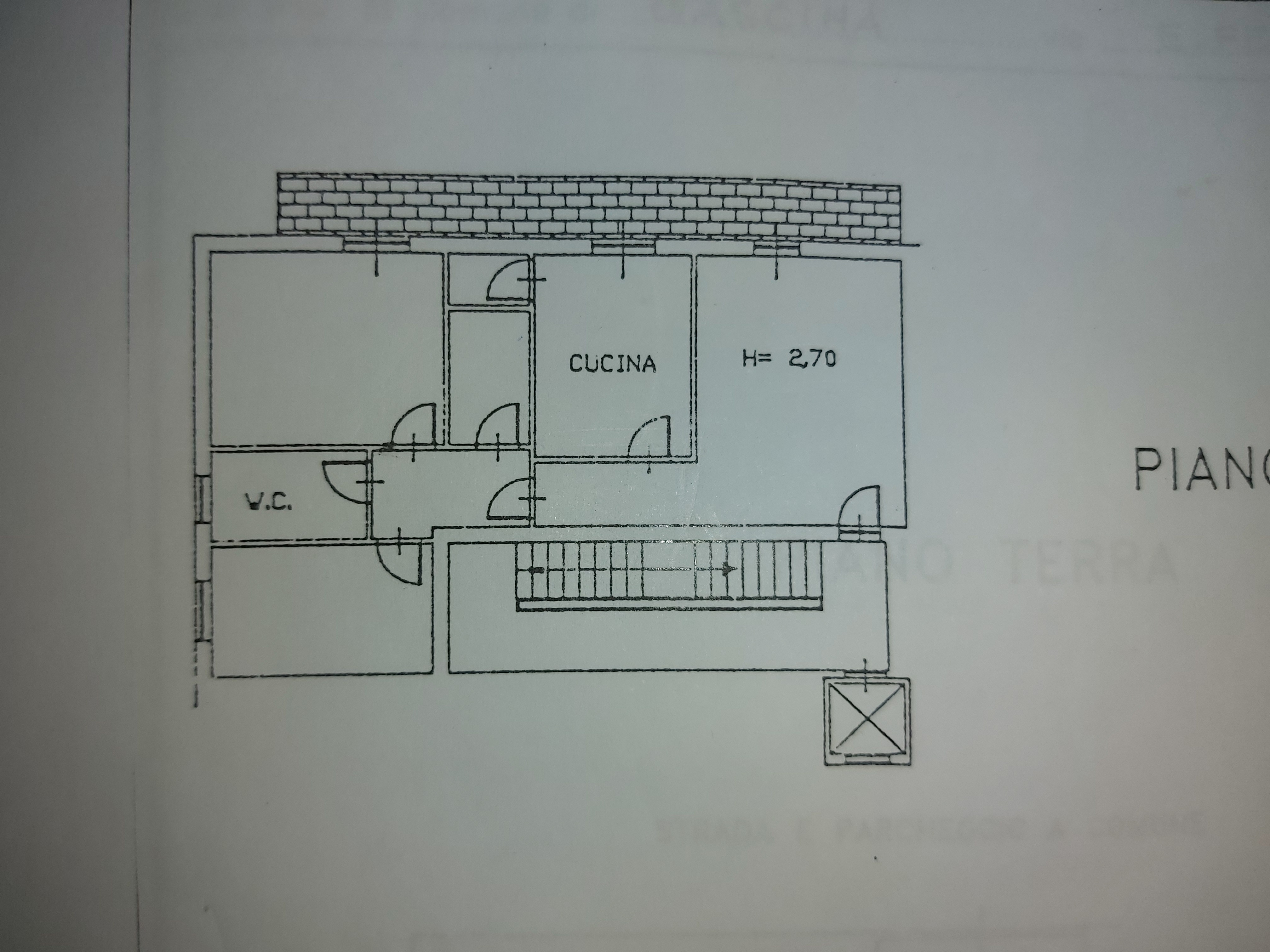 Planimetria 1/1 per rif. 6863