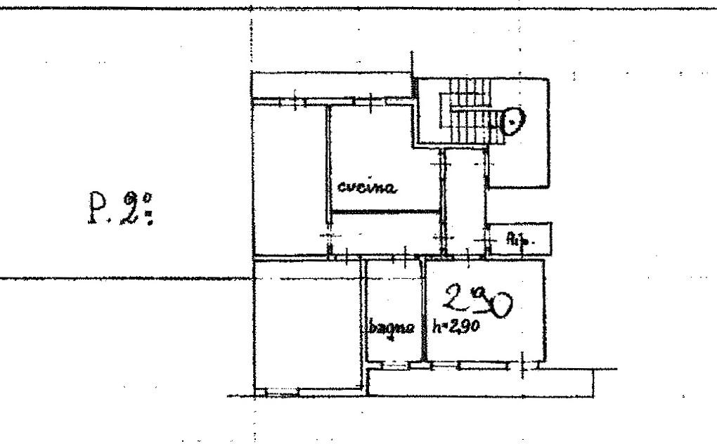 Planimetria 1/1 per rif. 6901