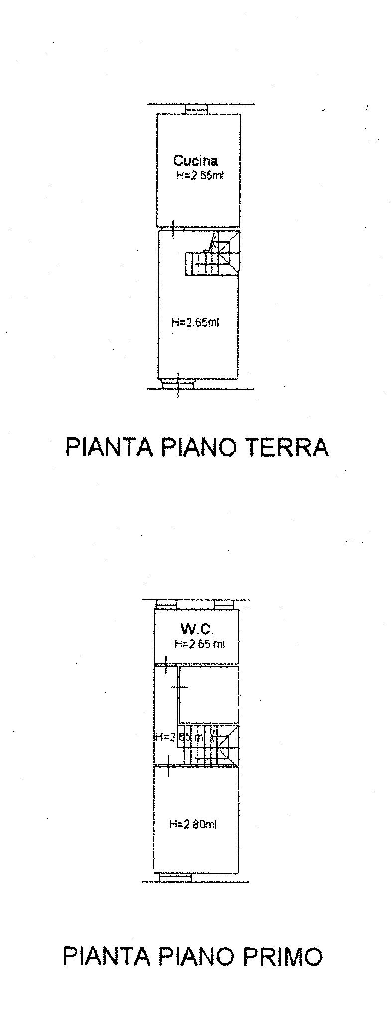 Planimetria 1/1 per rif. 6918
