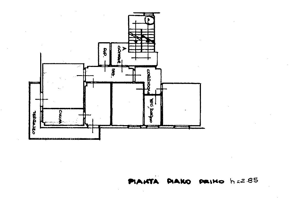 Planimetria 1/1 per rif. 6920