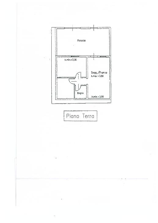 Planimetria 1/1 per rif. 6924