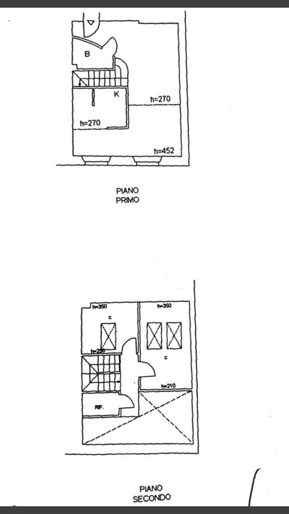 Planimetria 1/1 per rif. 6966