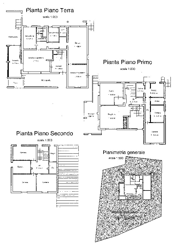 Planimetria 1/1 per rif. 6972
