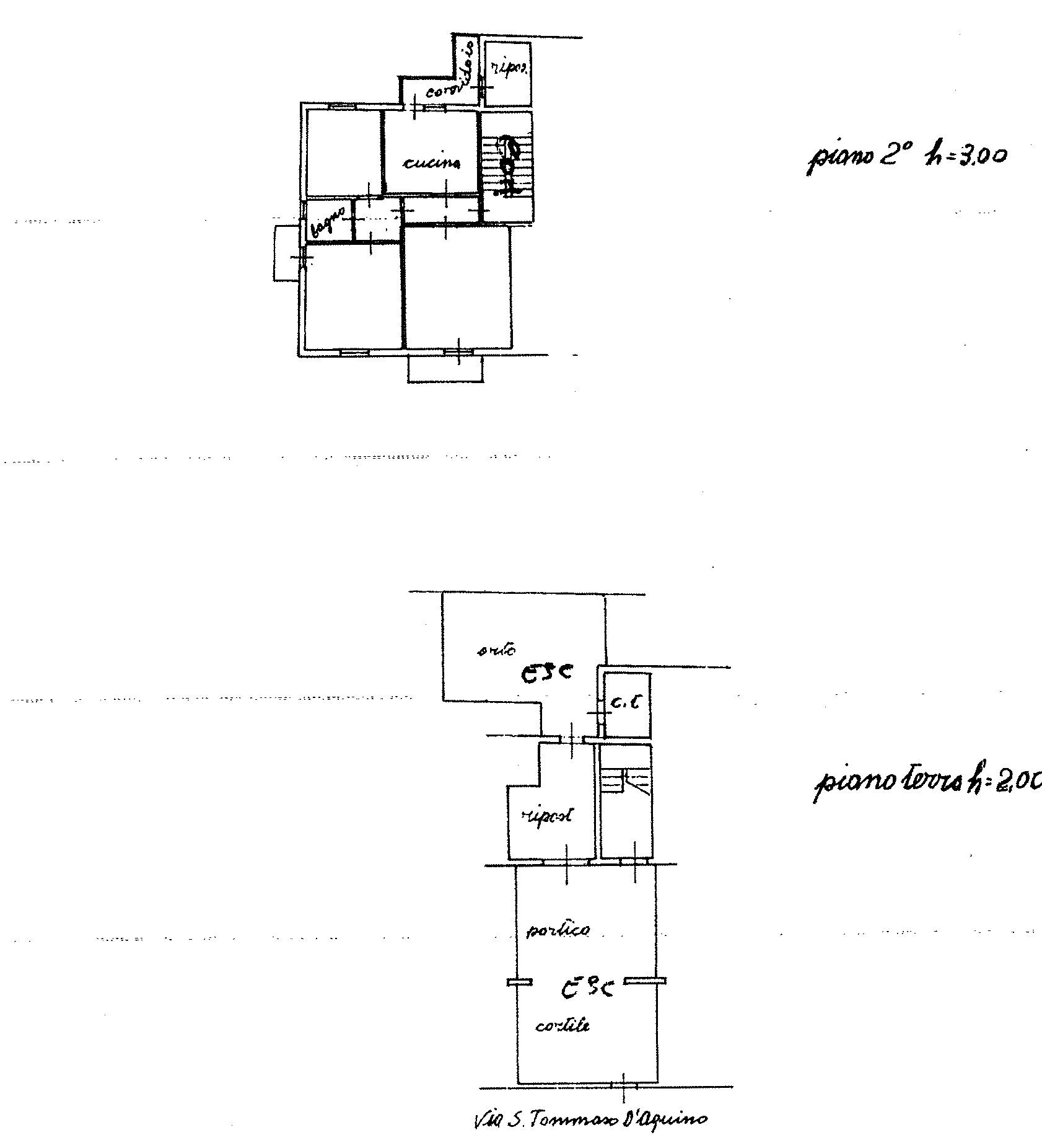 Appartamento in vendita, rif. 7110 (Planimetria 1/1)