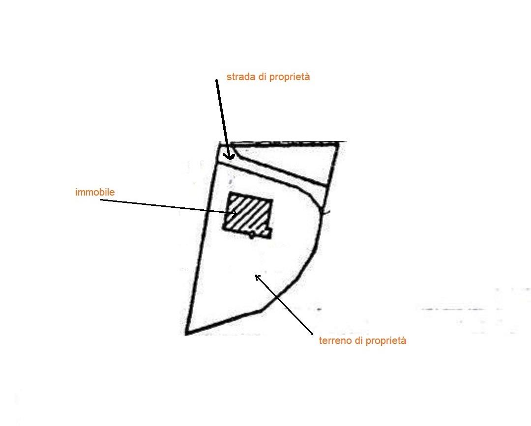 Planimetria 3/3 per rif. Au260