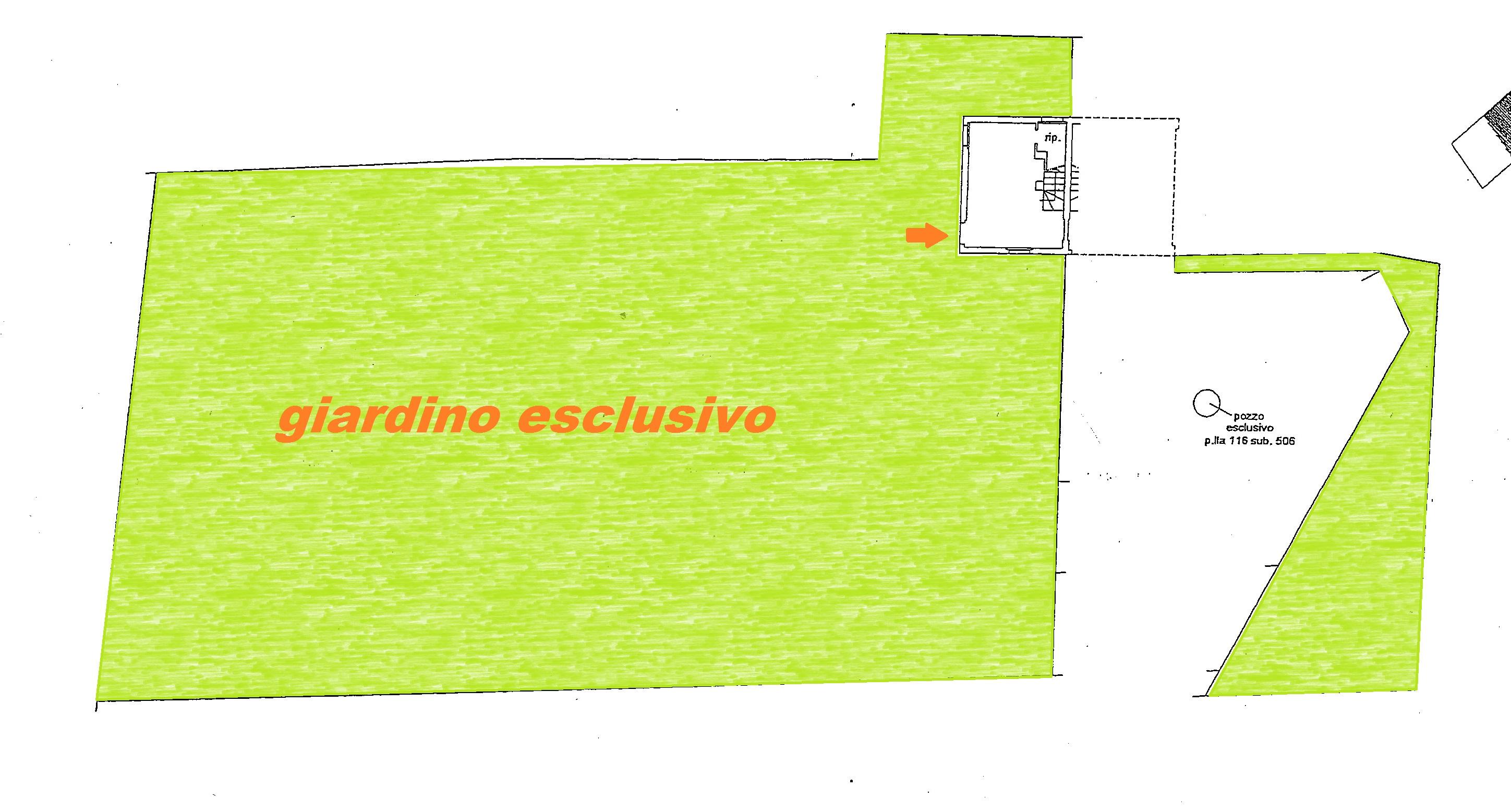 Planimetria 3/3 per rif. Au279