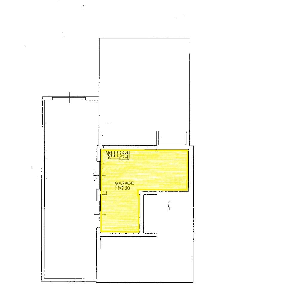 Planimetria 3/3 per rif. Au342a