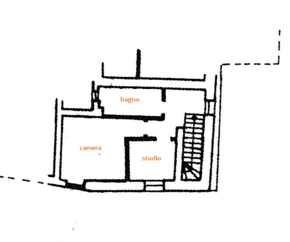 Planimetria 2/2 per rif. Au350