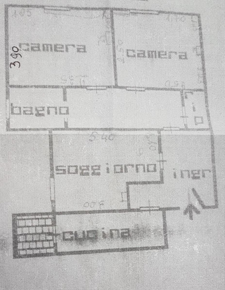 Planimetria 1/1 per rif. 4114