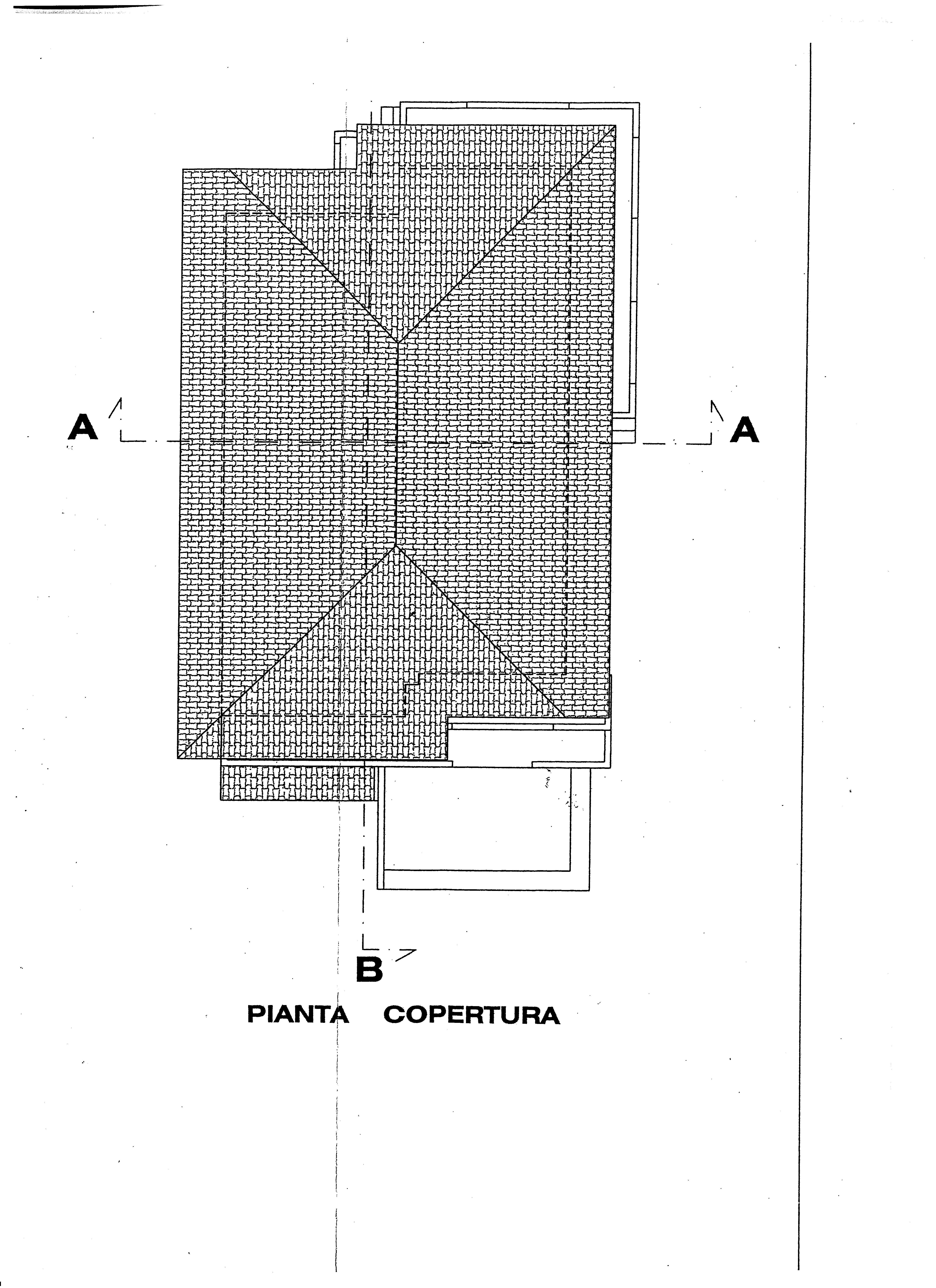 Villa singola in vendita, rif. 388 (Planimetria 5/6)