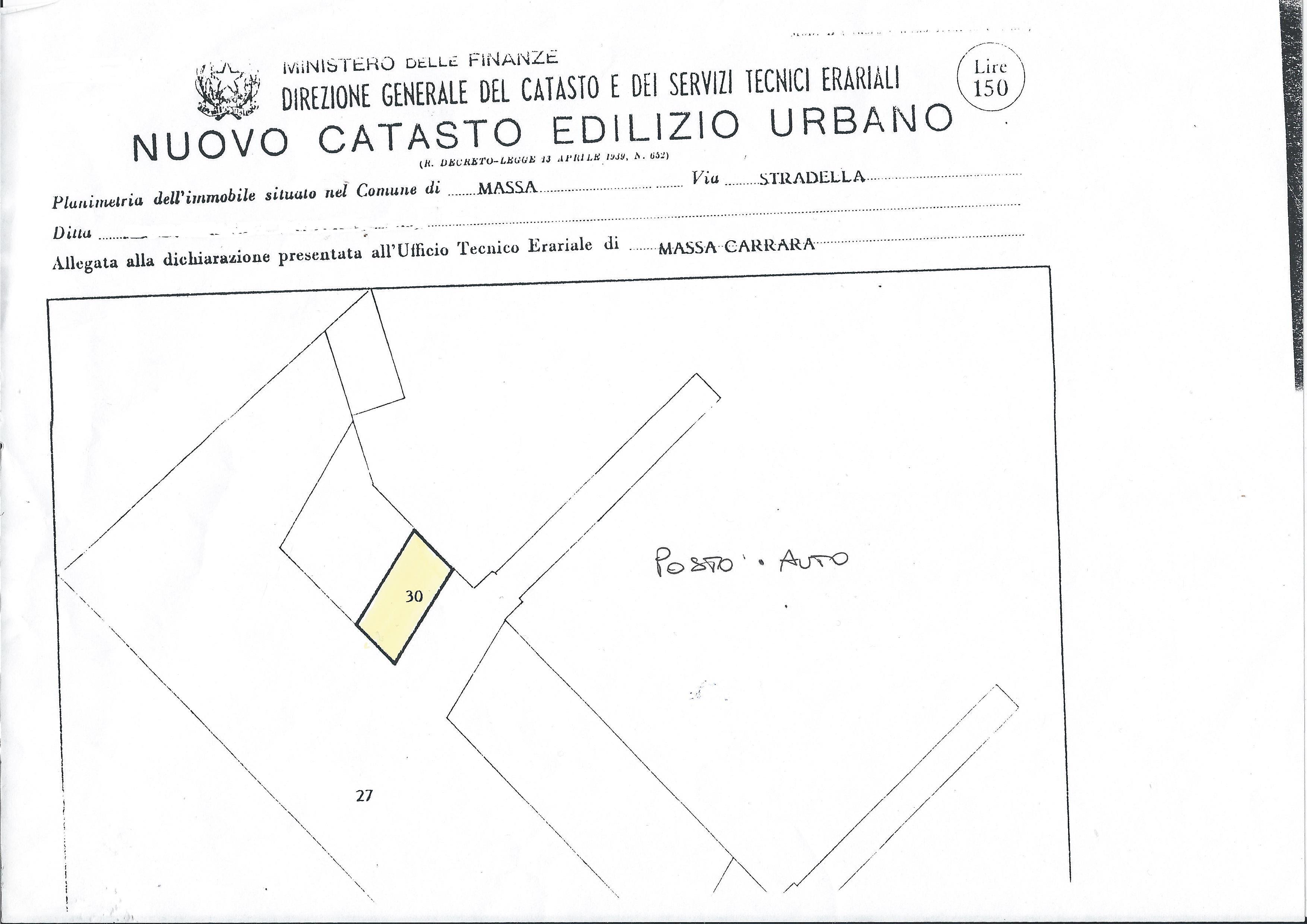 Appartamento in vendita, rif. 408 (Planimetria 2/2)