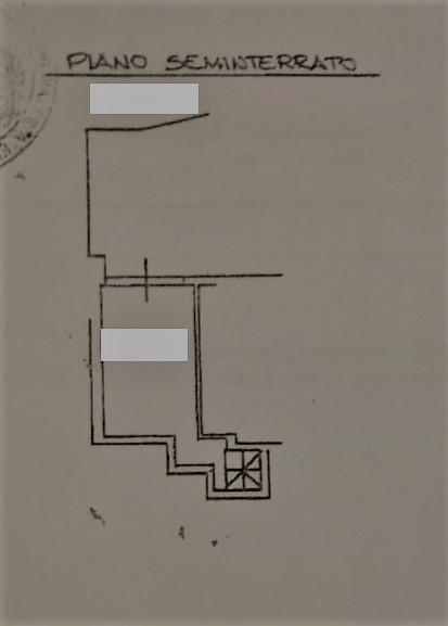 Planimetria 2/2 per rif. 4V479