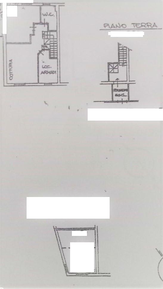 Planimetria 1/2 per rif. 4V479