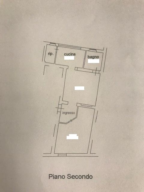 Planimetria 1/1 per rif. 2V179
