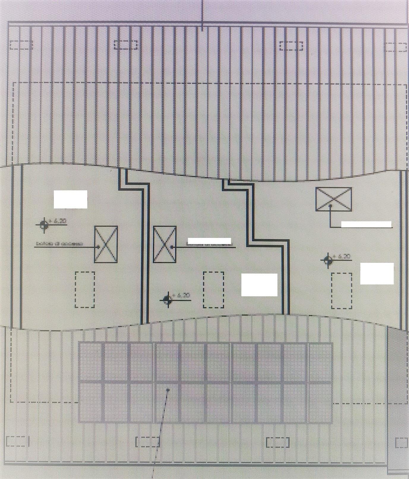 Planimetria 3/3 per rif. NC186
