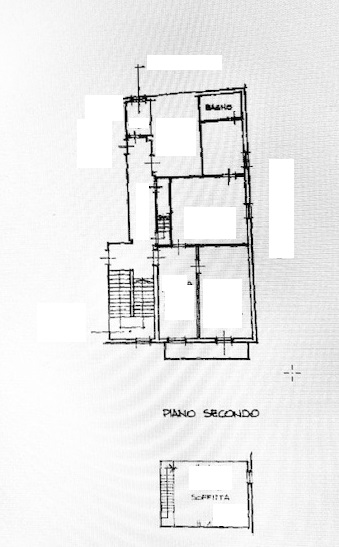 Planimetria 1/1 per rif. 4V512
