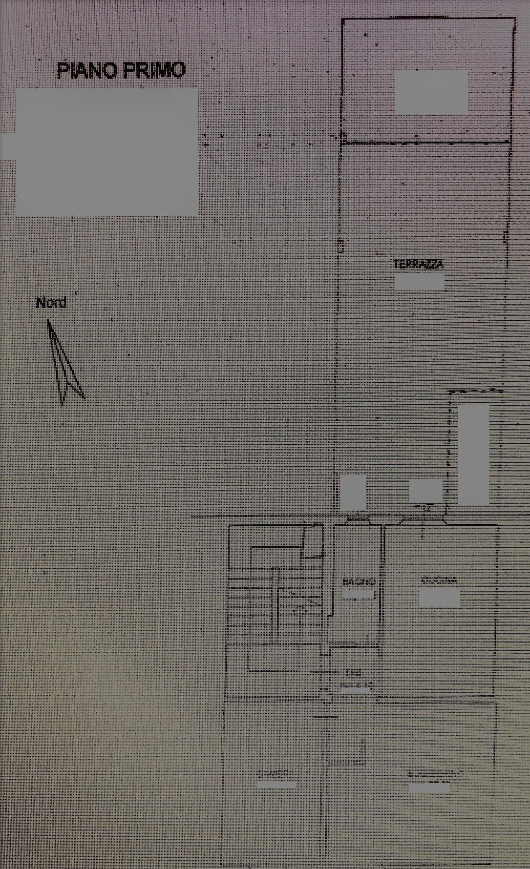 Planimetria 1/1 per rif. 3V382