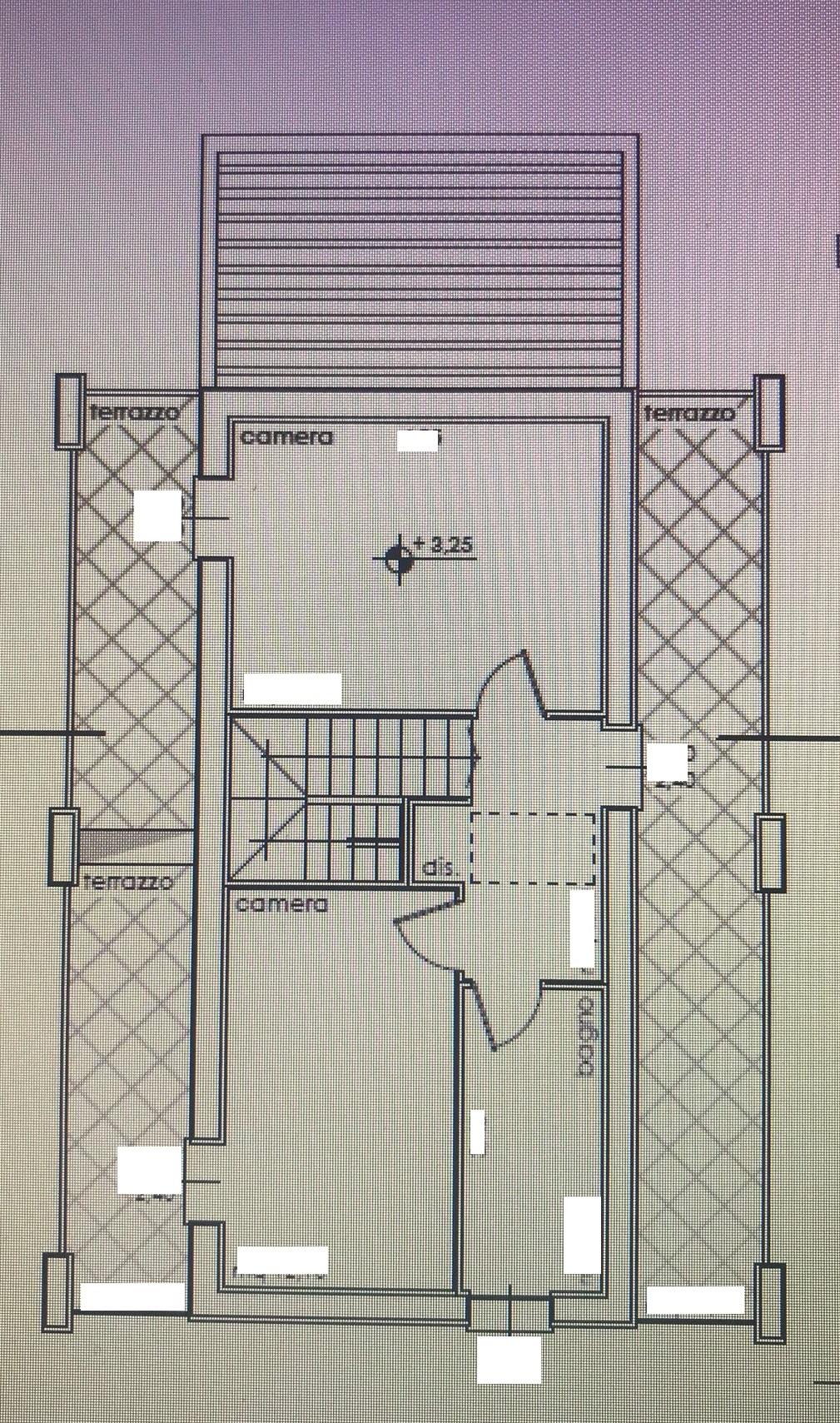 Planimetria 2/3 per rif. NC189
