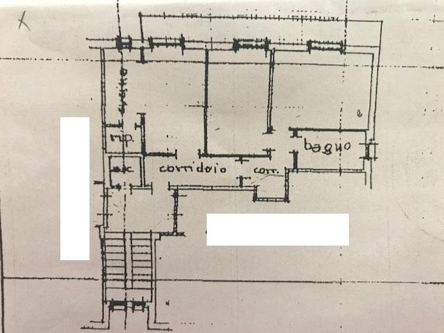 Planimetria 1/1 per rif. 3V393