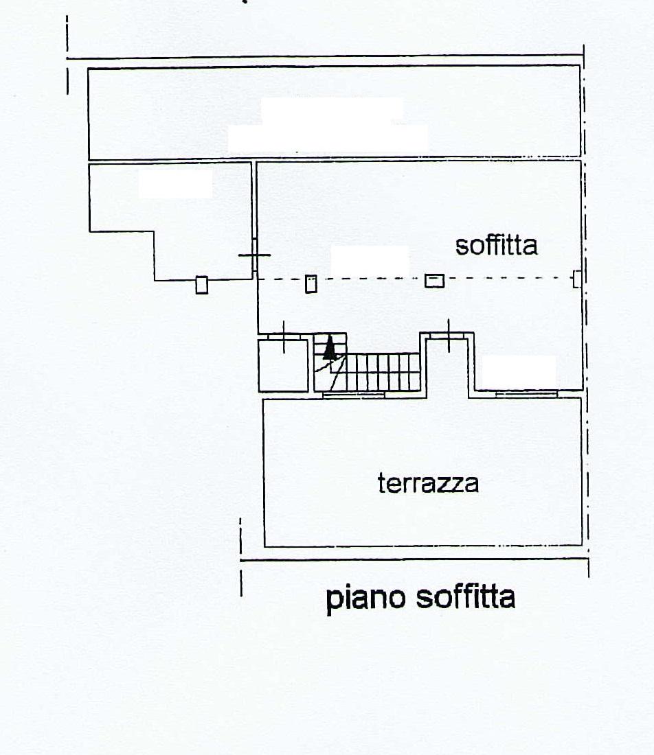 Planimetria 2/2 per rif. 5V218