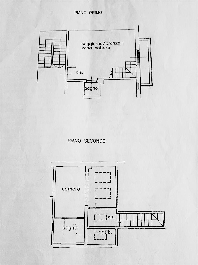 Planimetria 1/1 per rif. 2V188