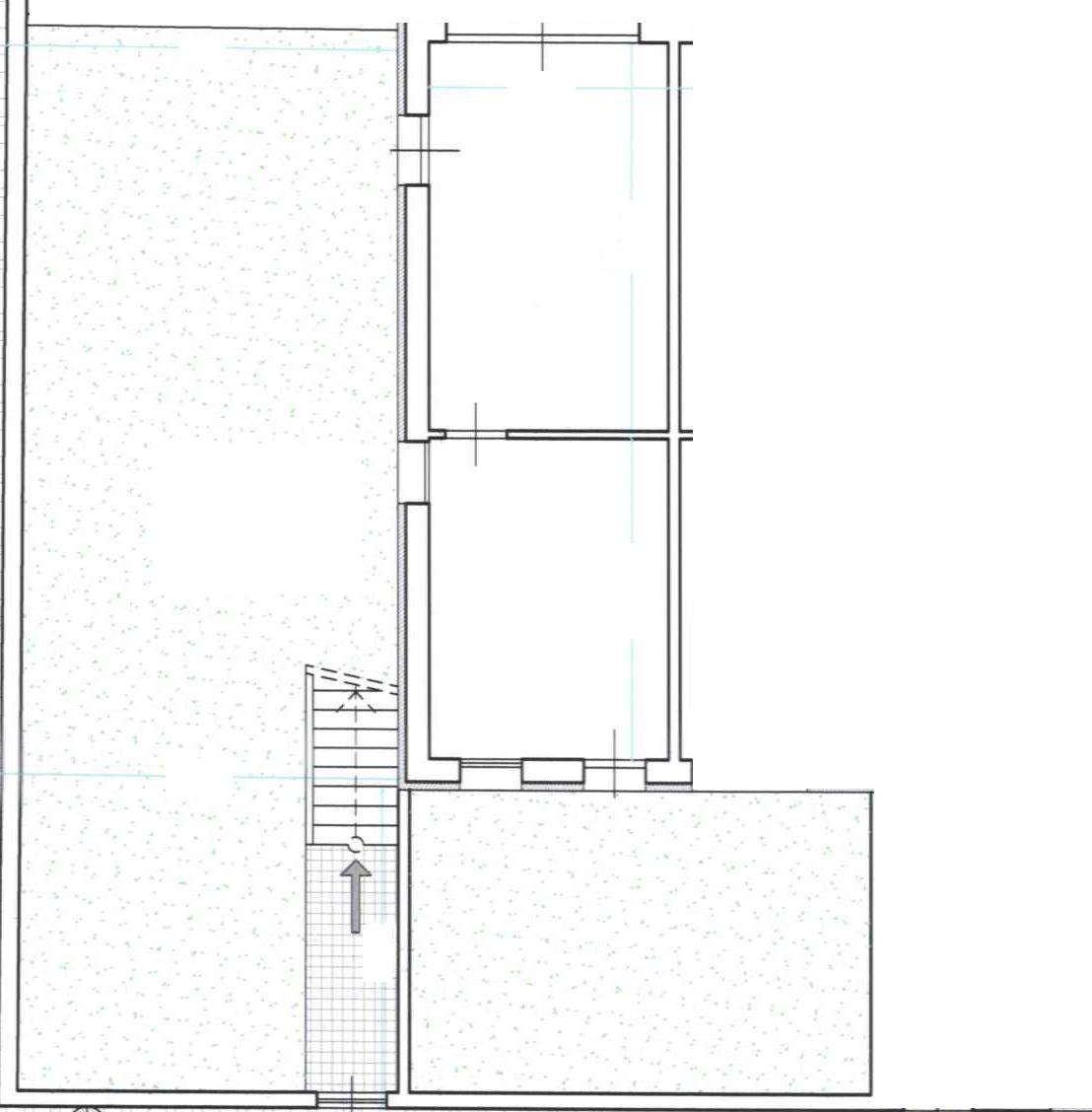Planimetria 2/2 per rif. 3V397