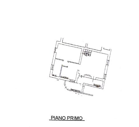 Planimetria 1/2 per rif. 4V528