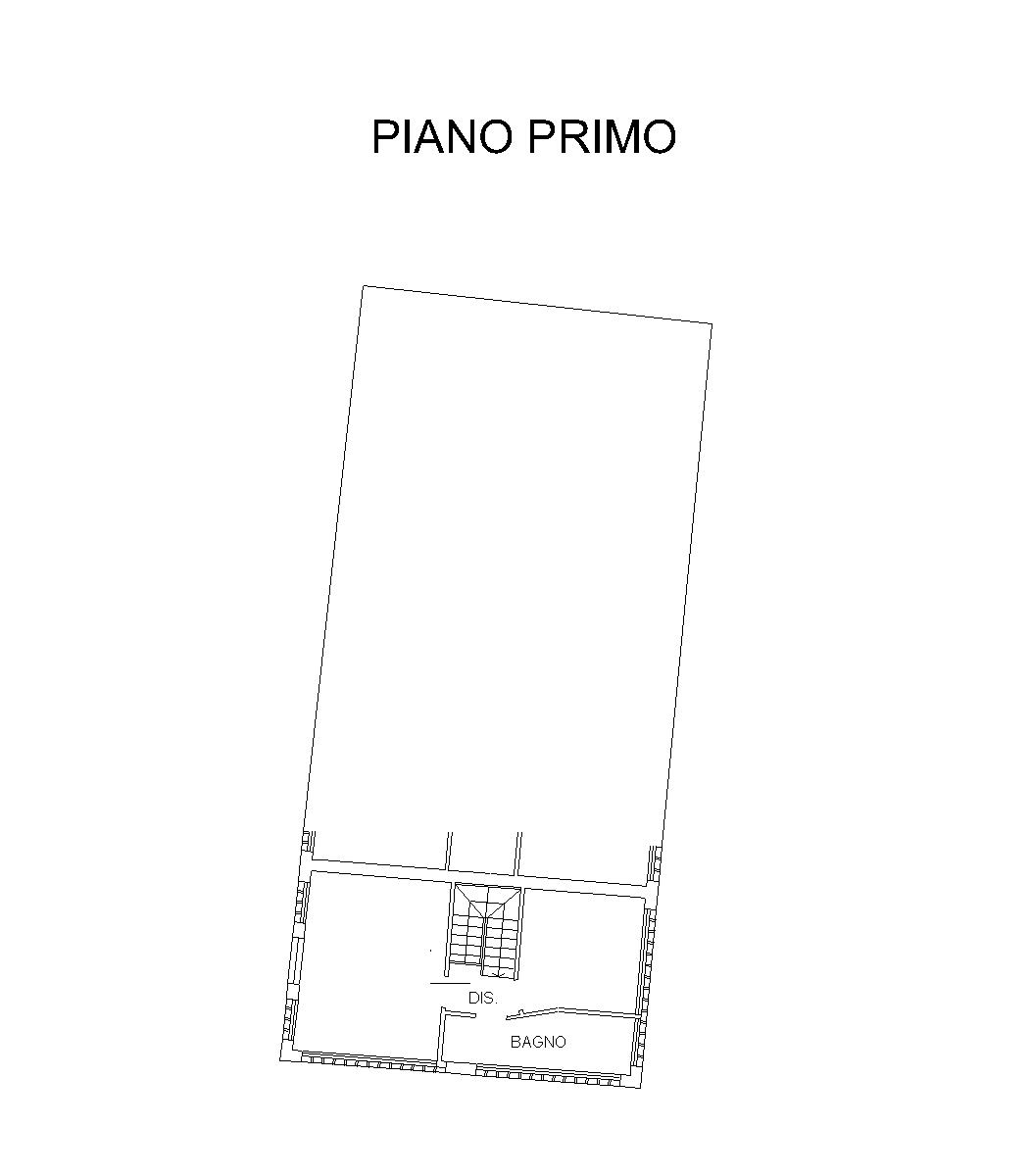 Planimetria 2/2 per rif. PC136