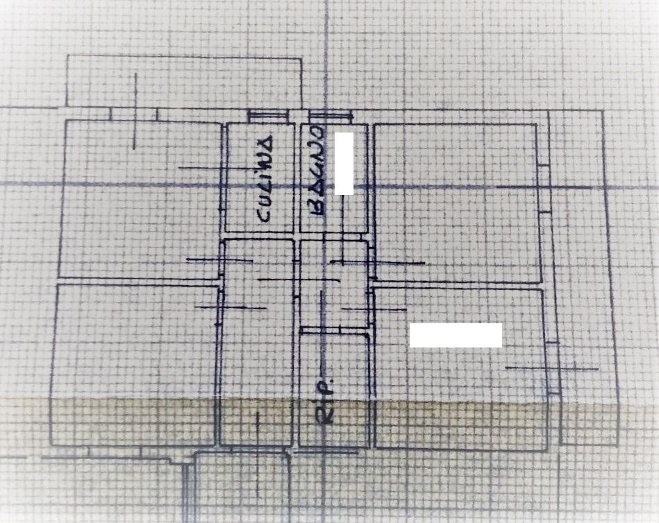 Planimetria 1/1 per rif. 4V533