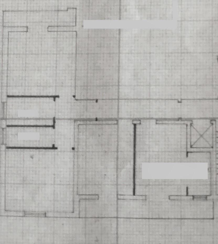 Planimetria 1/1 per rif. 4V535