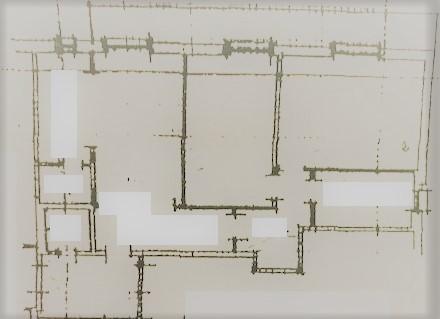 Planimetria 1/1 per rif. 3V398