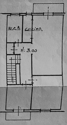 Appartamento in vendita, rif. 3V387 (Planimetria 1/1)